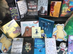 An enticing selection of books for all ages